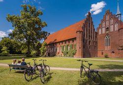 Kloster Wienhausen in der Nähe von Celle