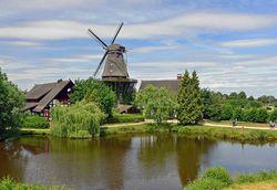 Das internationale Mühlenmuseum in Gifhorn